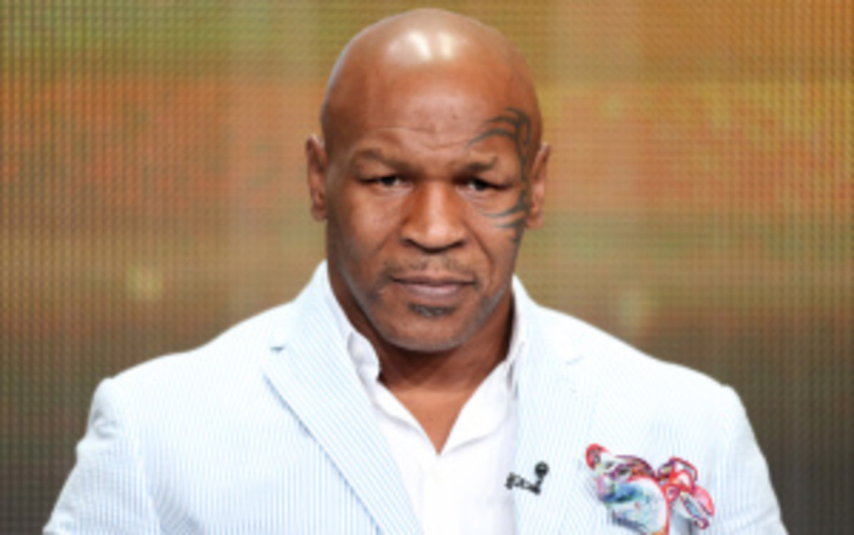 Mike Tyson said he's not sure how much longer he'll live if he doesn't get treatment for alcohol and substance abuse. (Frederick M. Brown/Getty Images)