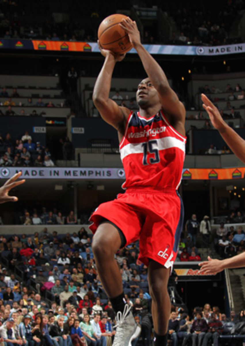 The Wizards have reportedly traded guard Jordan Crawford. (Joe Murphy/Getty Images)