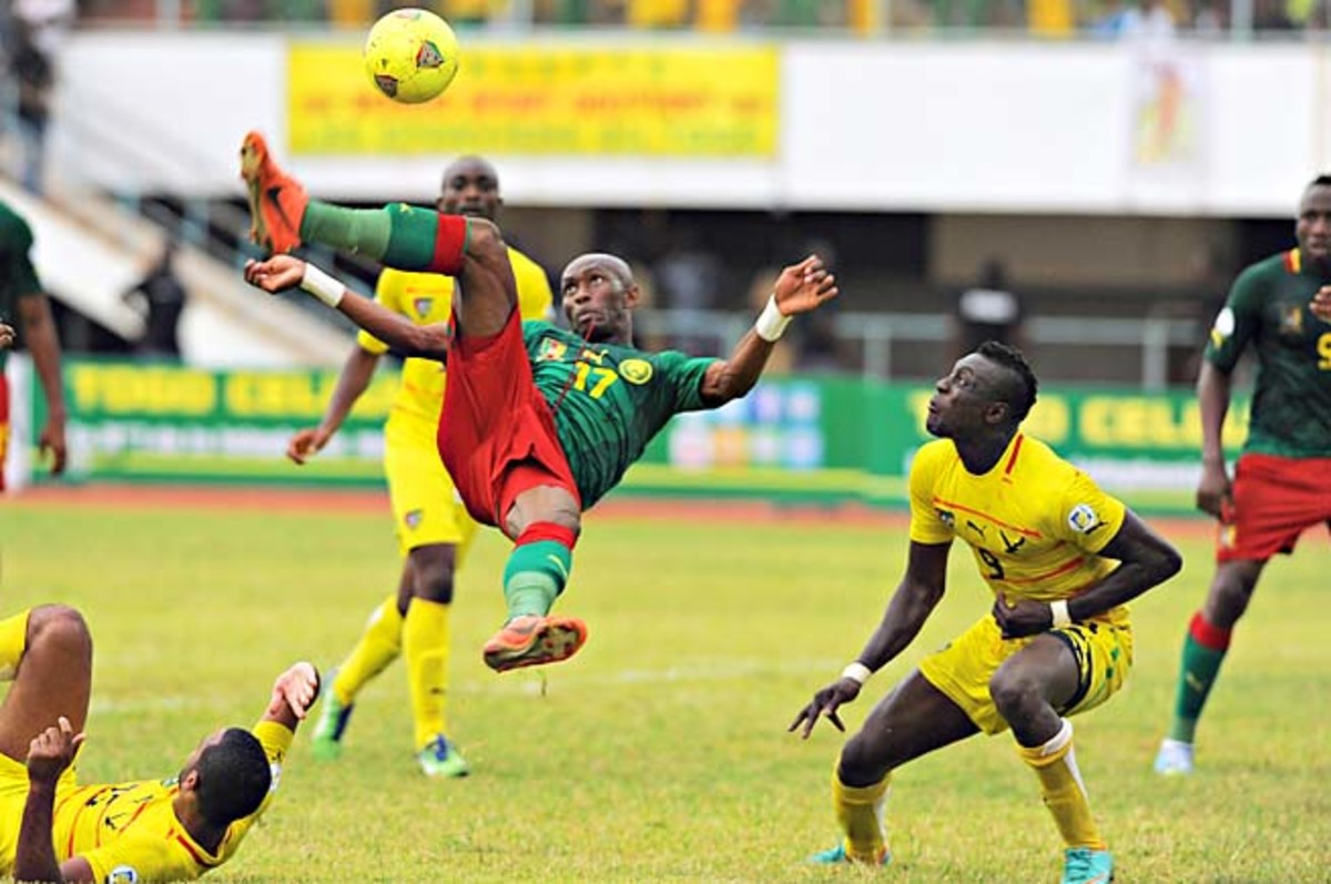 FIFA is looking at Togo's 2-0 win over Cameroon on June 9.