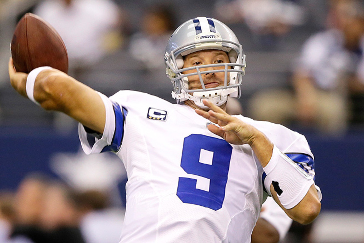 Tony Romo will likely take advantage of the Chargers defense, which is allowing over 340 passing yards a game.