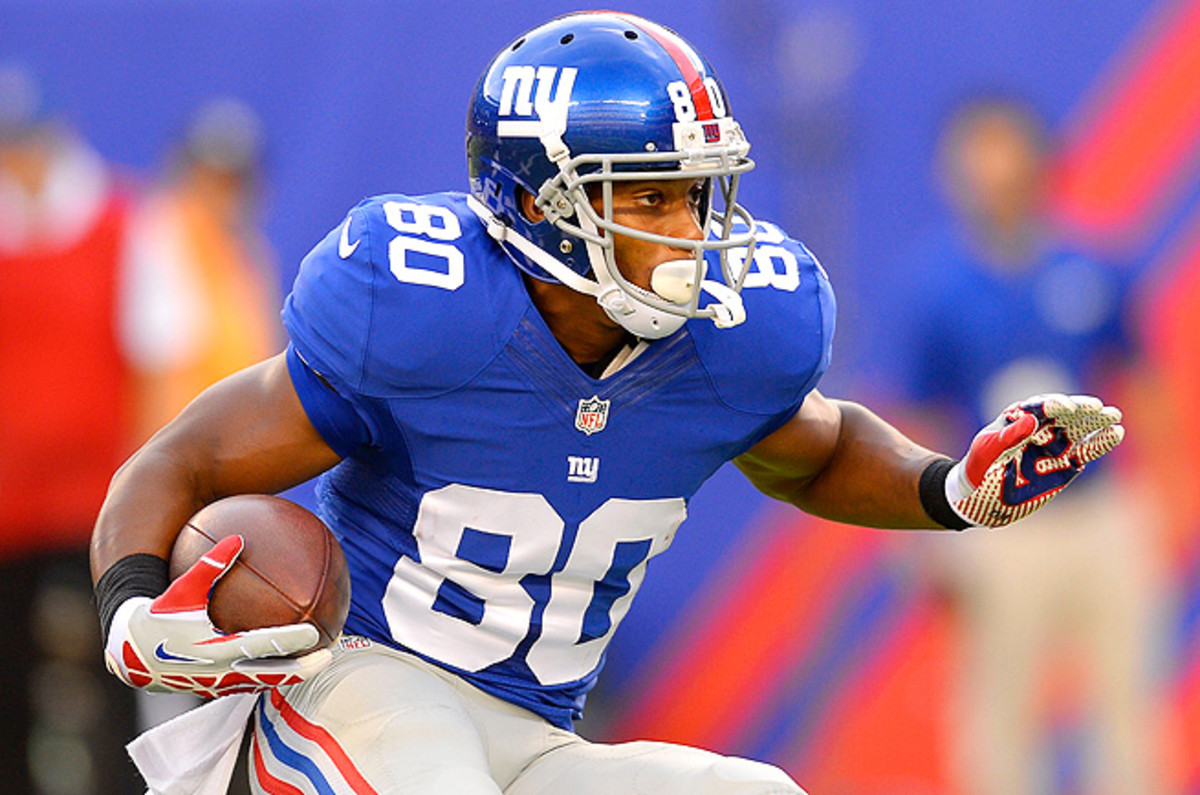 Even though the Giants' offense has sputtered, Victor Cruz is still worth a start on fantasy teams.