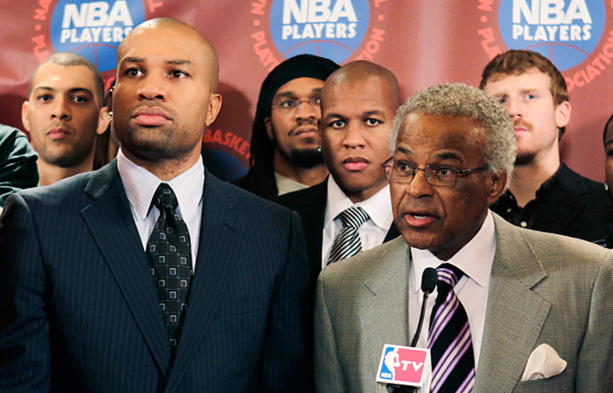 Billy Hunter has filed a lawsuit against the NBPA for defamation and breach of contract.