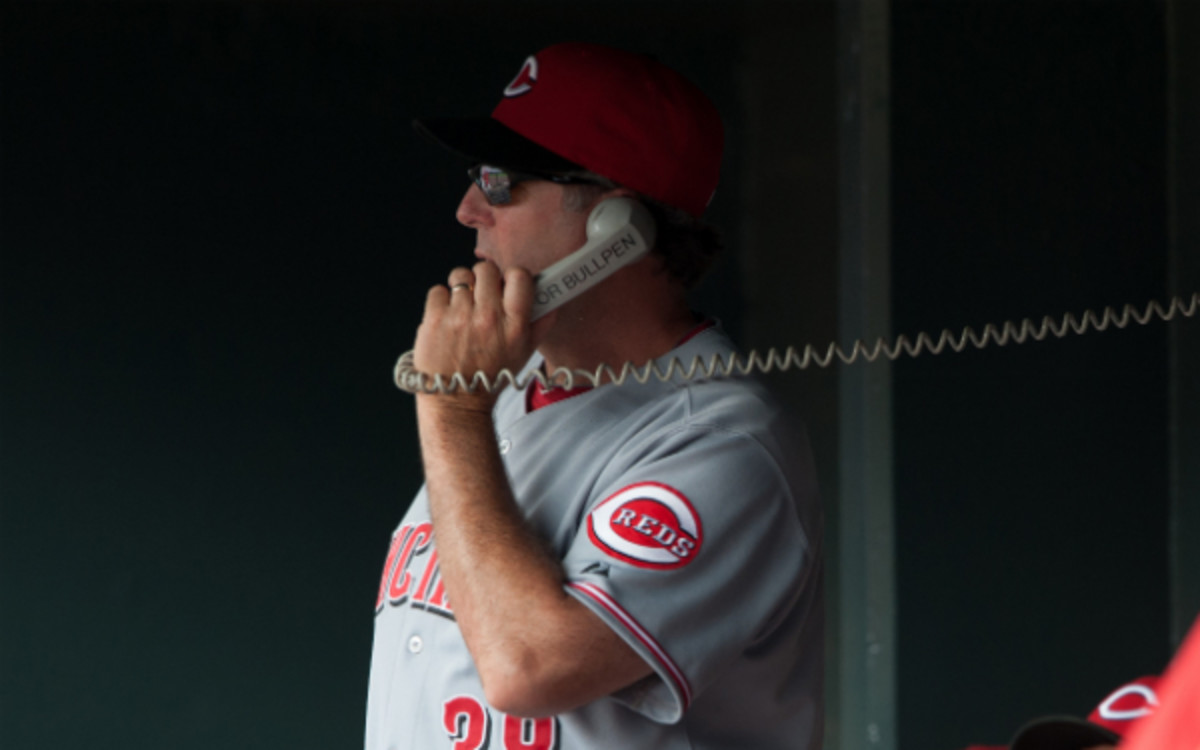 Bryan Price is reportedly the Reds next manager. (Dustin Bradford/Getty Images)