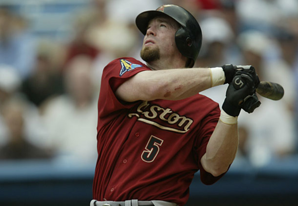 Jeff Bagwell, Astros