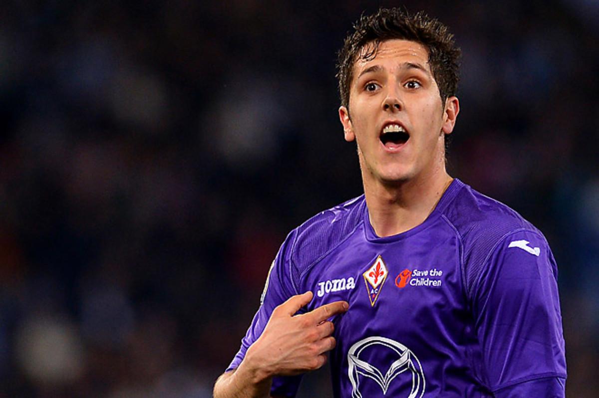 Manchester City has already signed Jesus Navas from Sevilla and Fernandinho from Shakhtar Donetsk.