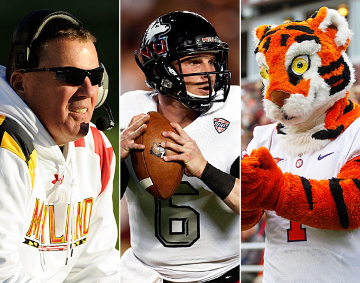 Randy Edsall; Jordan Lynch; The Tiger
