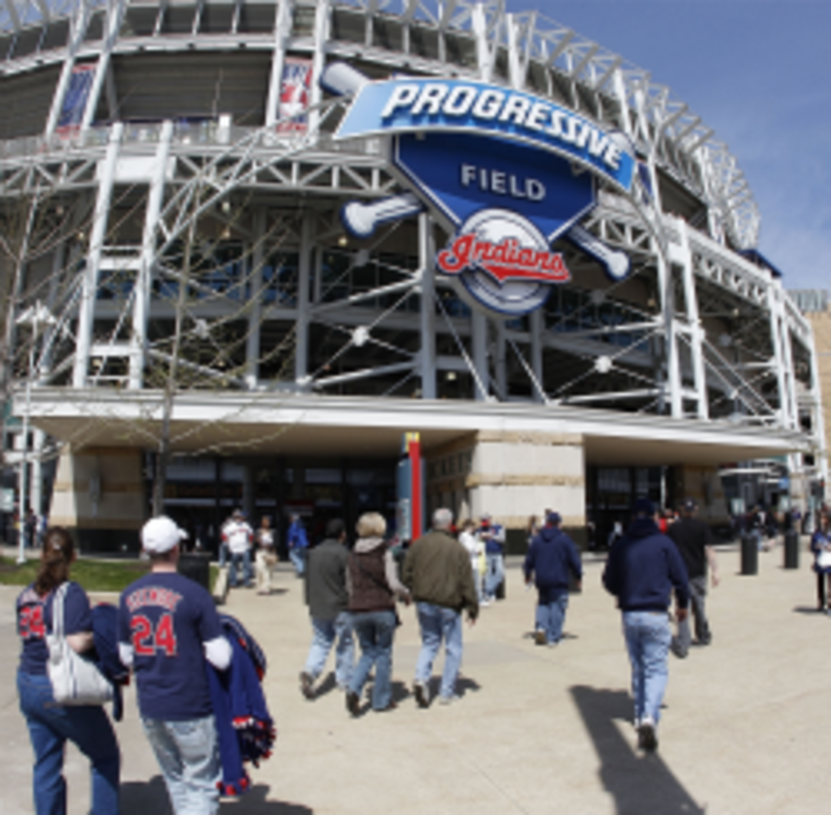 The Indians are slashing concession prices at Progressive Field to encourage fans to attend more games. (Gregory Shamus/Getty Images)