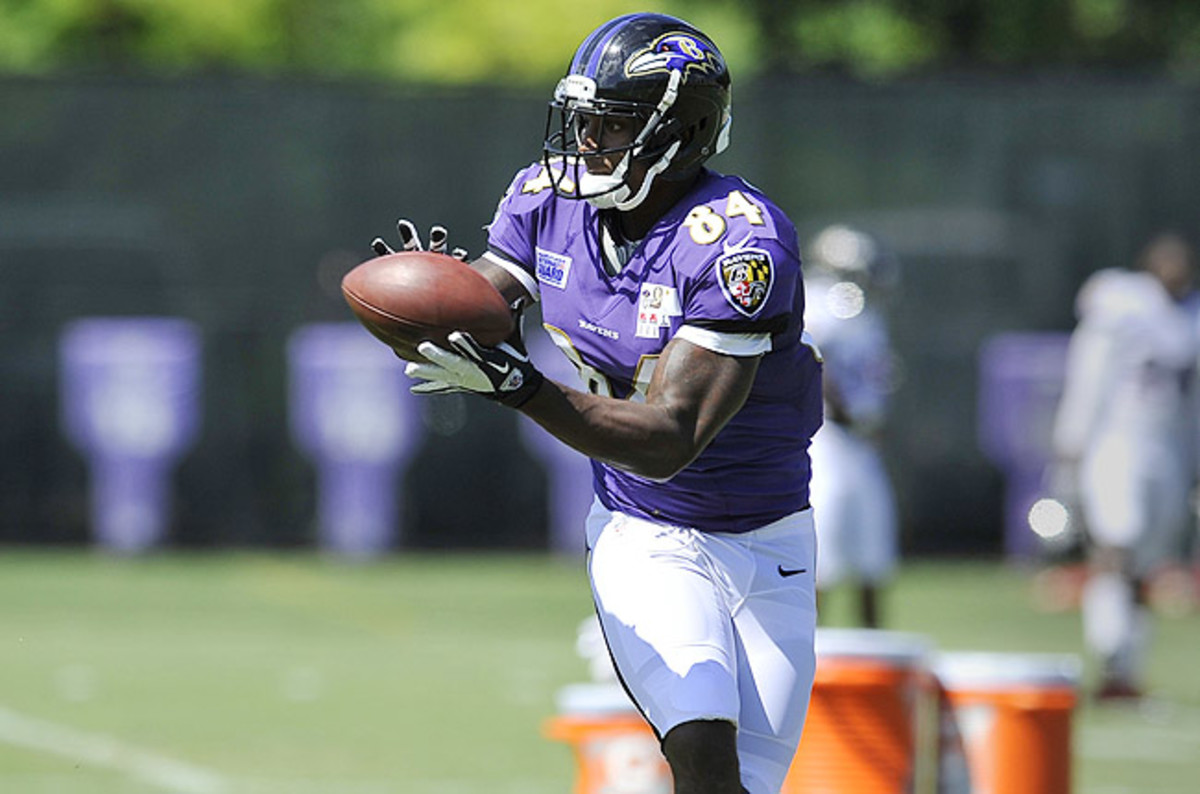 Dickson had just 21 catches last year, but he had 54 catches for 528 yards and five touchdowns in 2011.