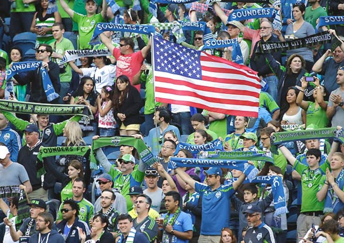 The intense fan support for the Sounders has helped lead to a book and film on the team.