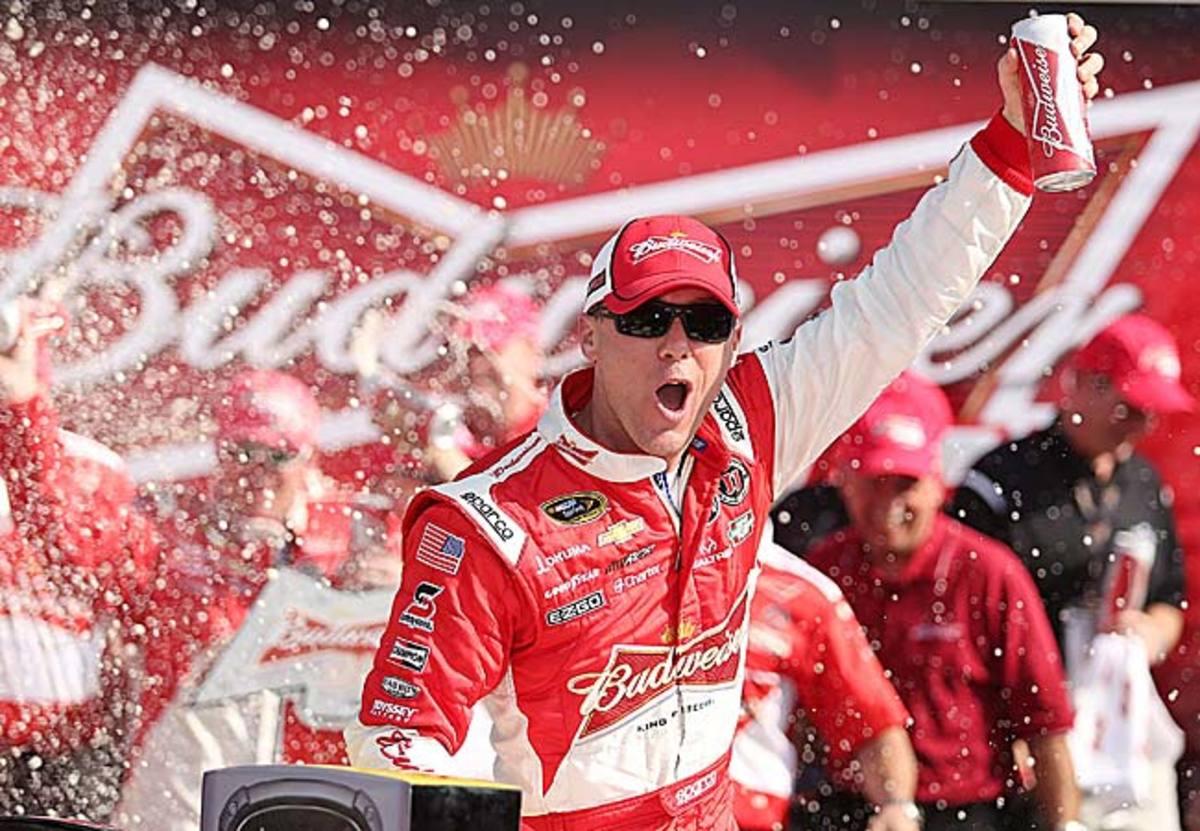 Kevin Harvick heads into the Daytona 500 with two Daytona International Speedway victories already.