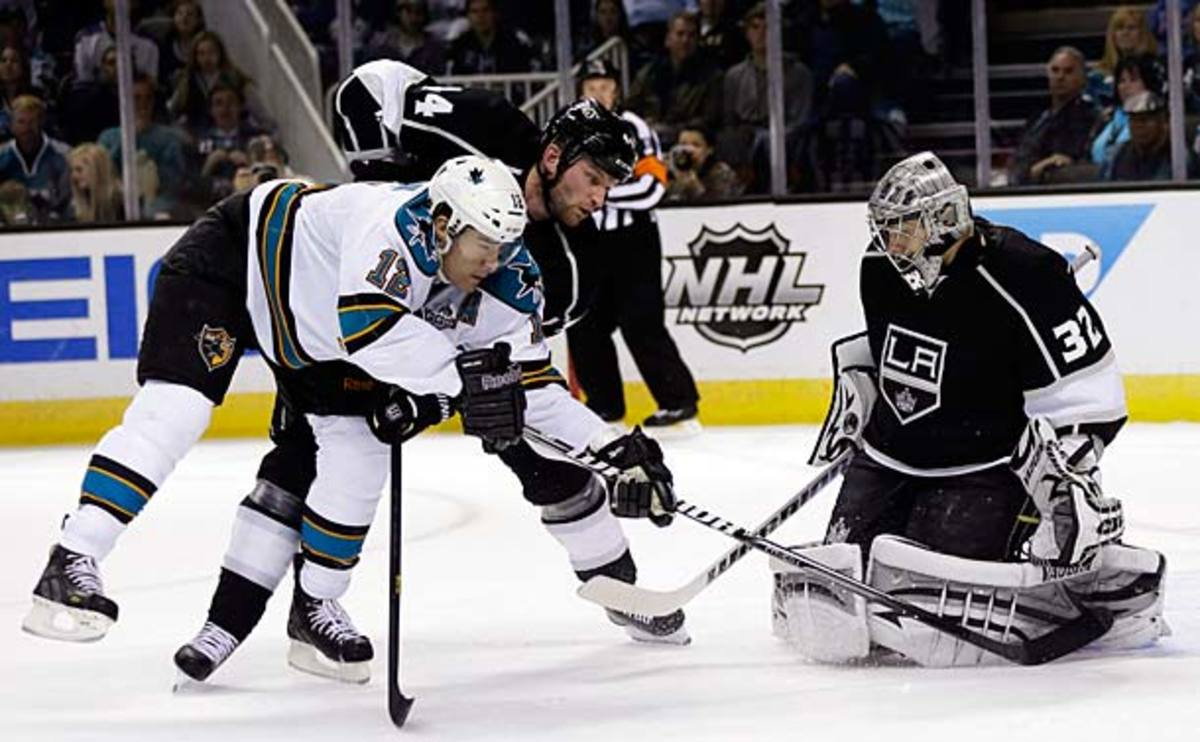 The San Jose Sharks and Los Angeles Kings will play a Game 7 in their Western Conference semifinal series