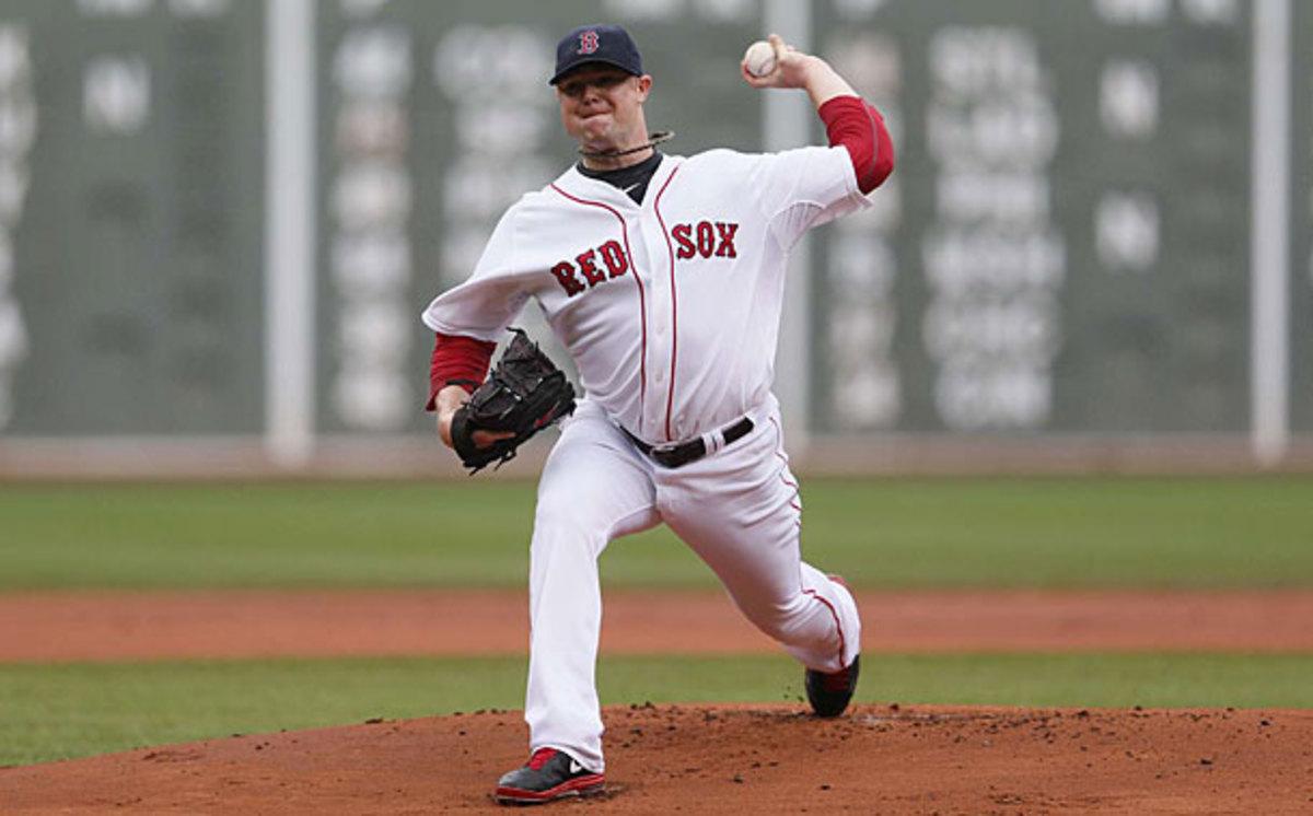 Jon Lester, Red Sox