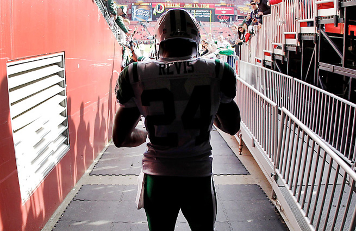 The Jets get the Bucs' No. 13 pick in 2013, and a conditional fourth-rounder in '14, for Darrelle Revis.