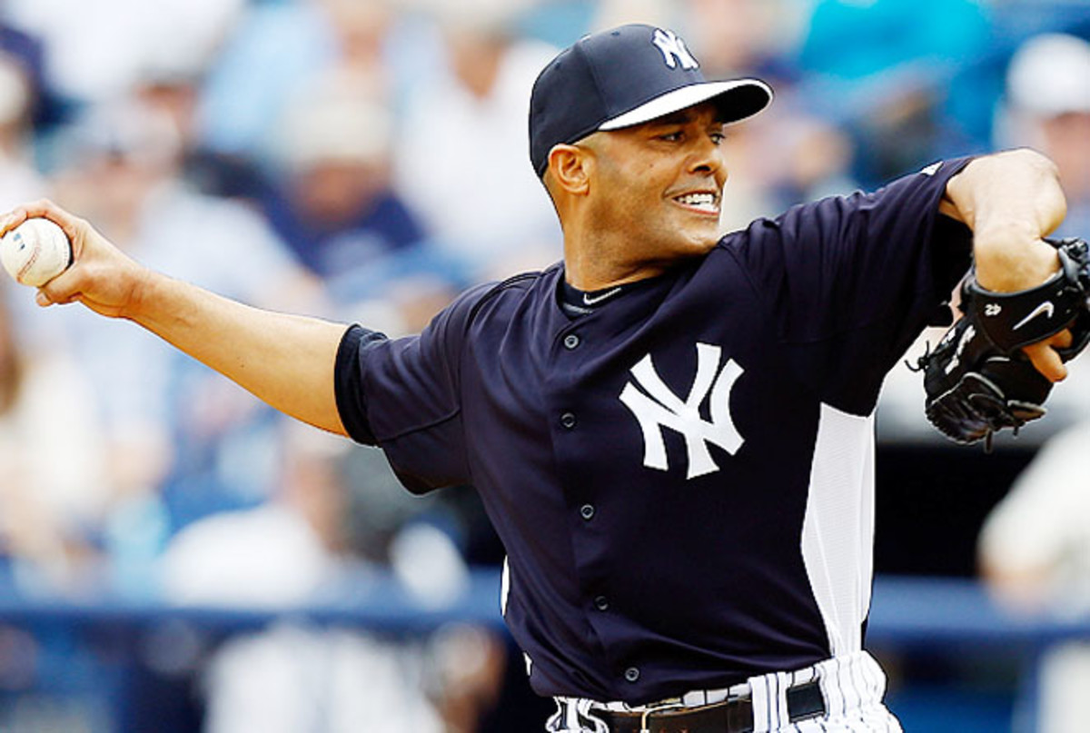 Rivera's playoff ERA -- with about two seasons worth of relief appearances -- is a staggering 0.70.