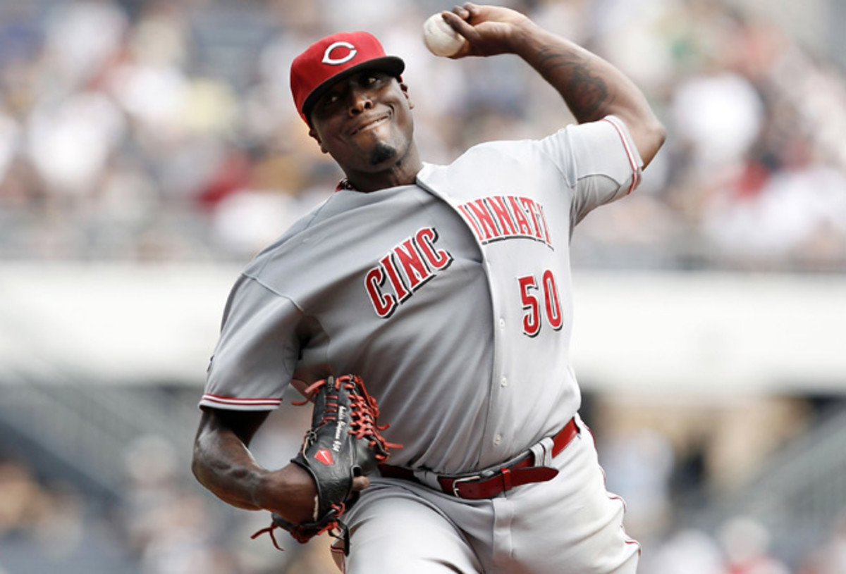 Dontrelle Willis hasn't pitched in the big leagues since 2011 with the Cincinnati Reds.