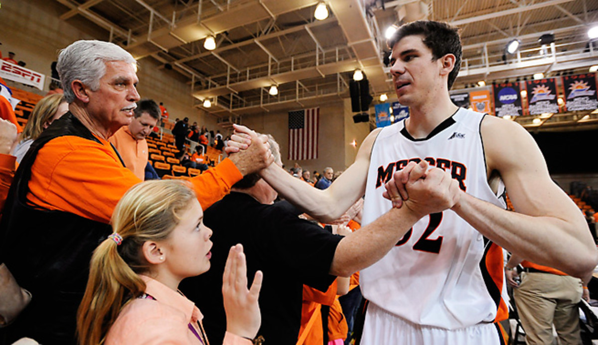 Mercer, which lost the Atlantic Sun final to Florida Gulf Coast, is joining the Southern Conference.
