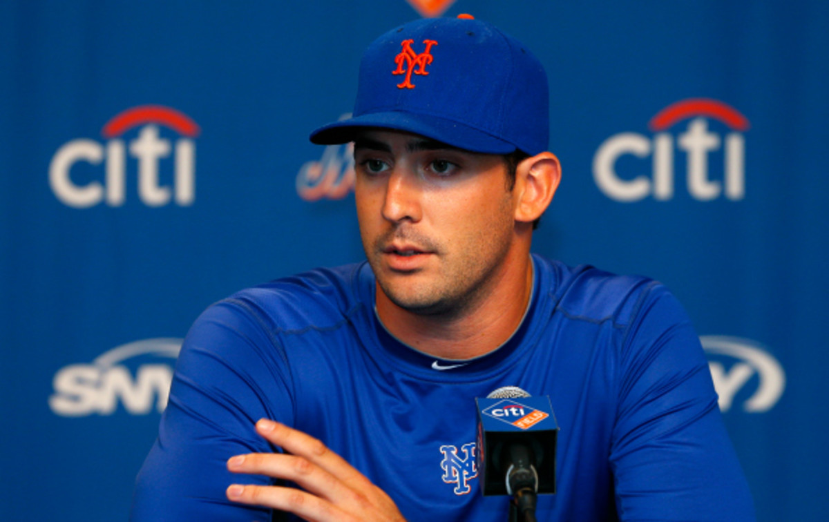 Mets pitcher Matt Harvey has successful Tommy John Surgery on Tuesday.