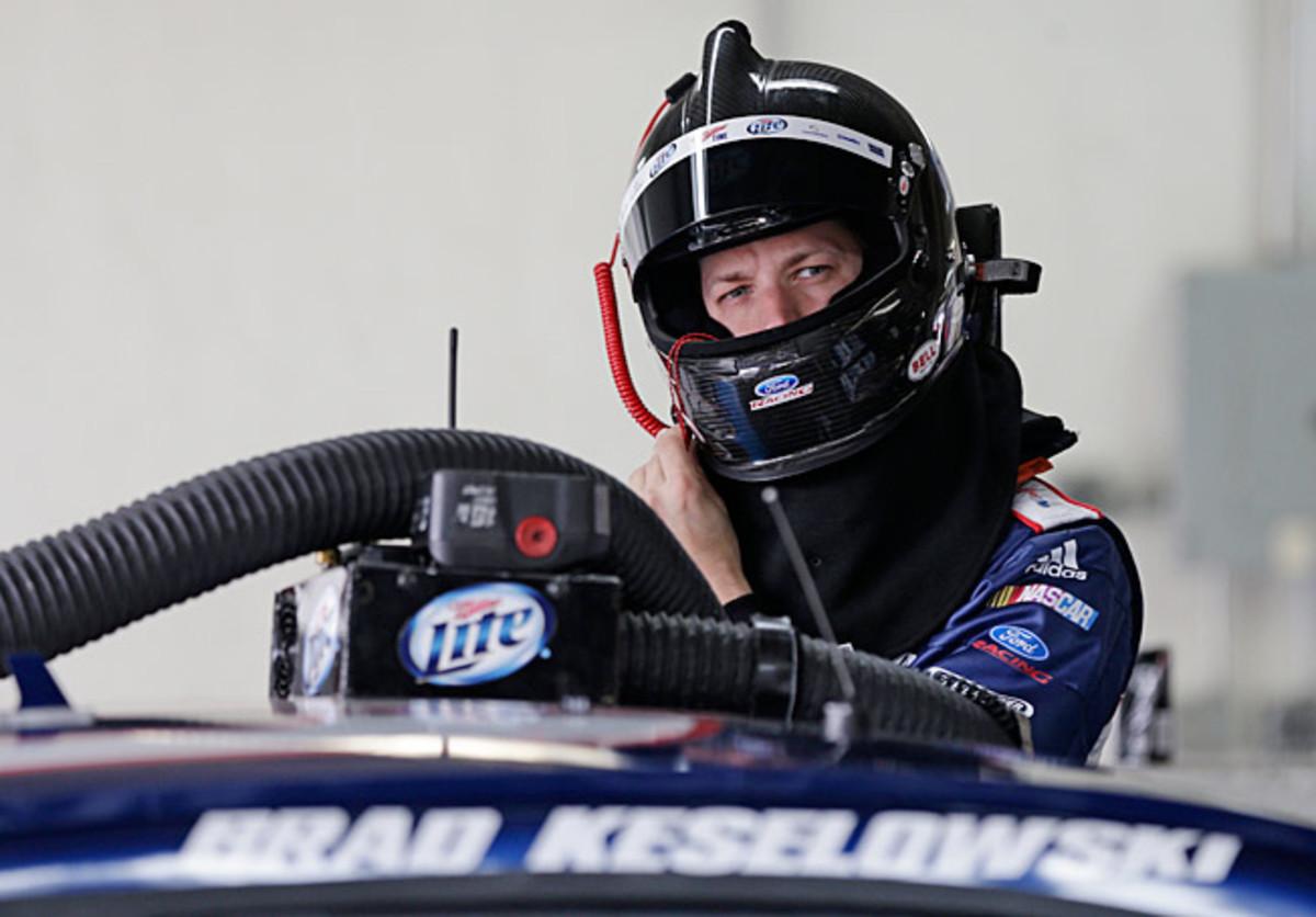 The season so far has been a struggle for defending Sprint Cup champion Brad Keselowski.