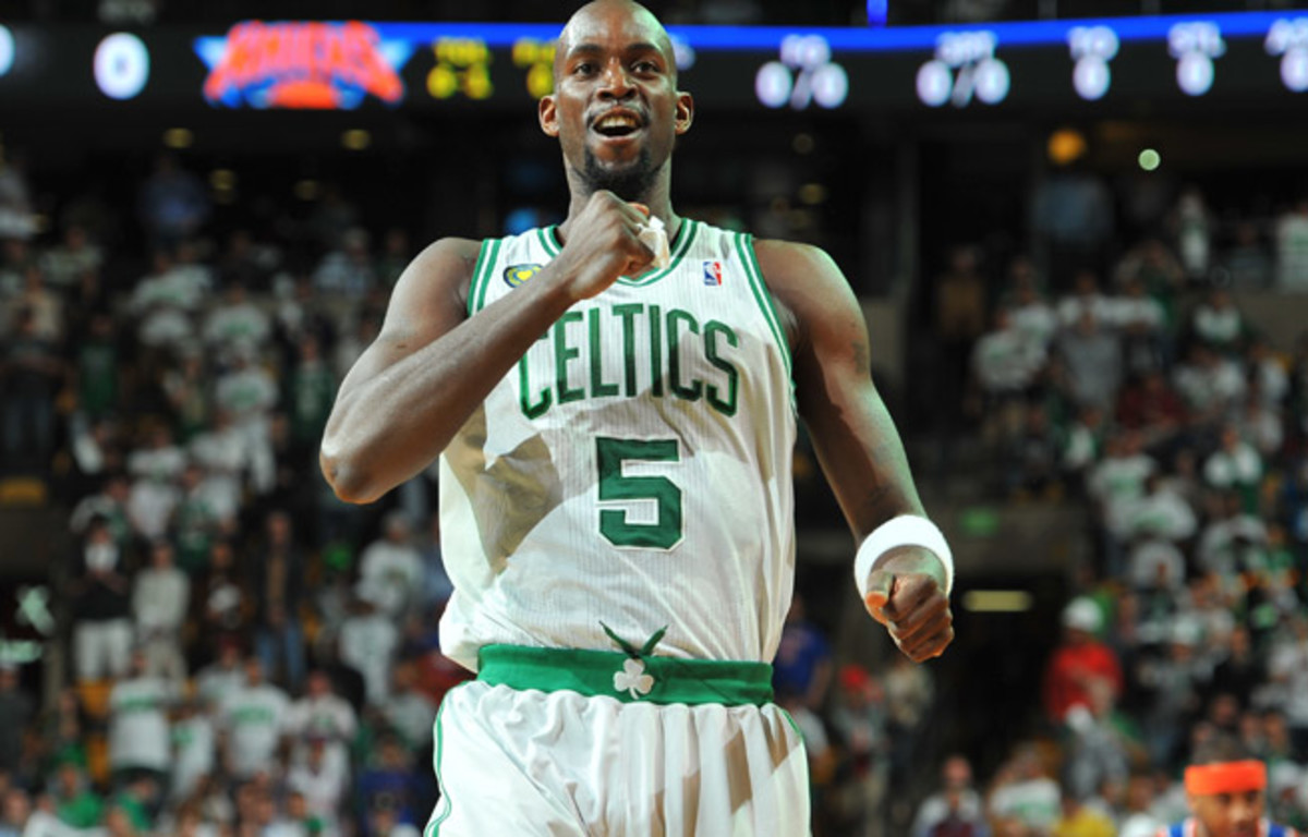 Kevin Garnett will join the third team of his career as he agreed to a deal sending him to Brooklyn.