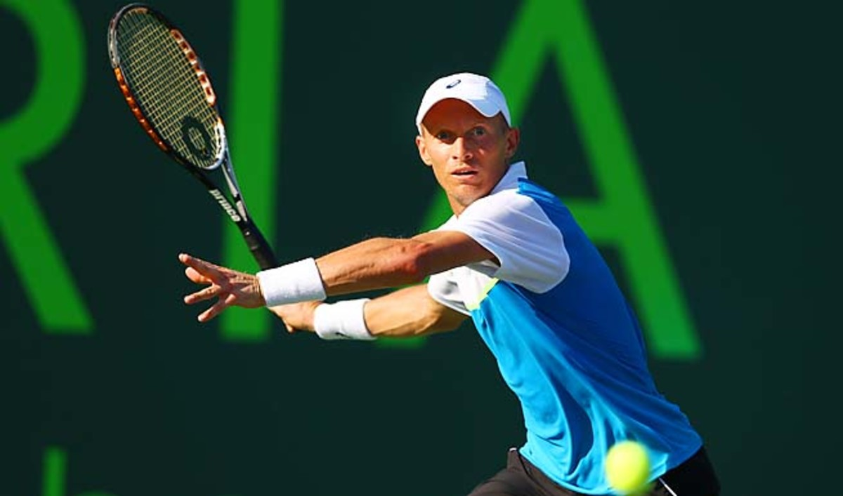 Nikolay Davydenko is a four-time French Open quarterfinalist but not since 2009.