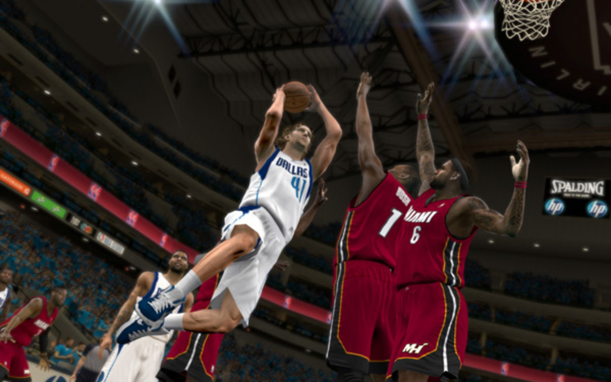 NBA 2k13 - Dunk