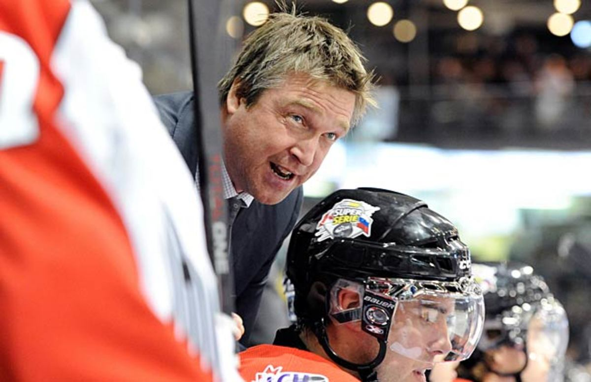 Patrick Roy would give the Avalanche a fiery, competitive coach who can teach young players.