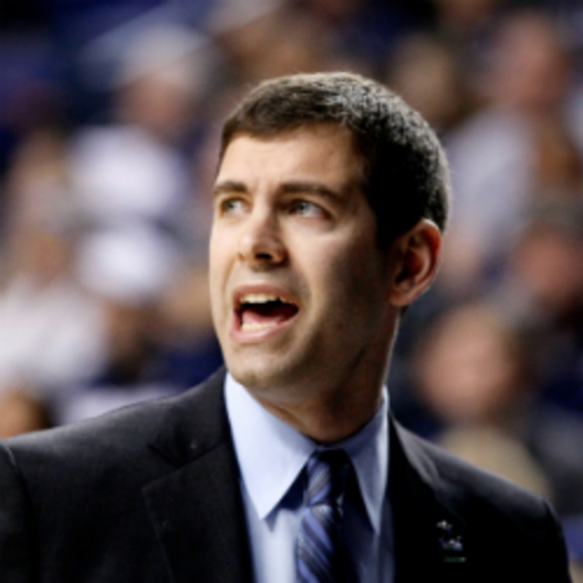 UCLA is interested in Butler's Brad Stevens for its vacant head-coaching position. (Kevin C. Cox/Getty Images)
