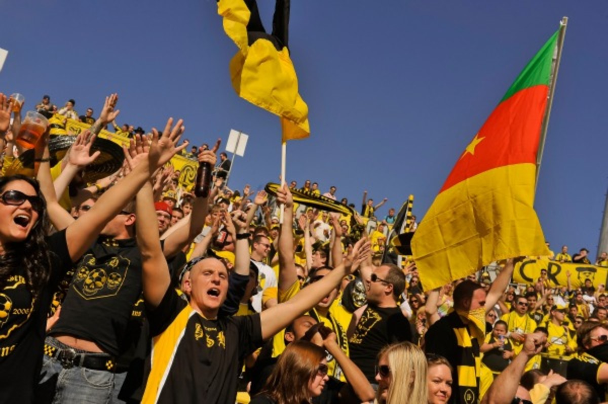 The Columbus Crew is changing hands. (Jamie Sabau/Getty Images)