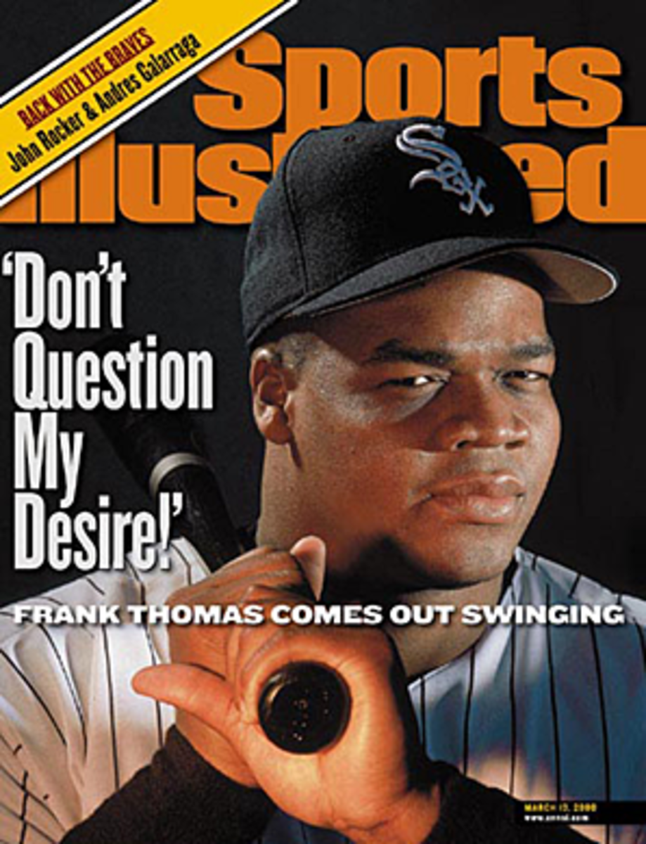 Frank Thomas, White Sox