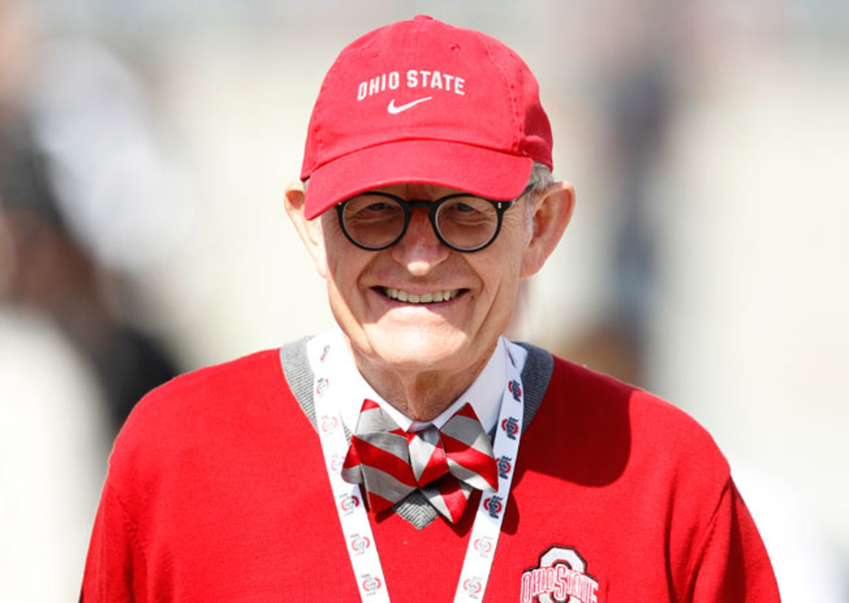 Former Ohio State president Gordon Gee will receive a $5.8 million package over the next five years.