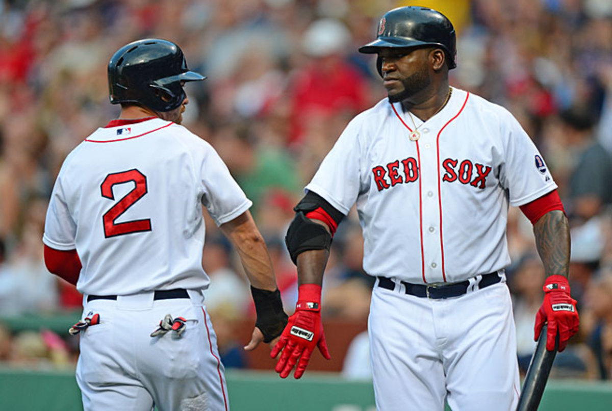 Jacoby Ellsbury and David Ortiz, holdovers from Boston's most recent world title, will play a big role in this year's postseason.