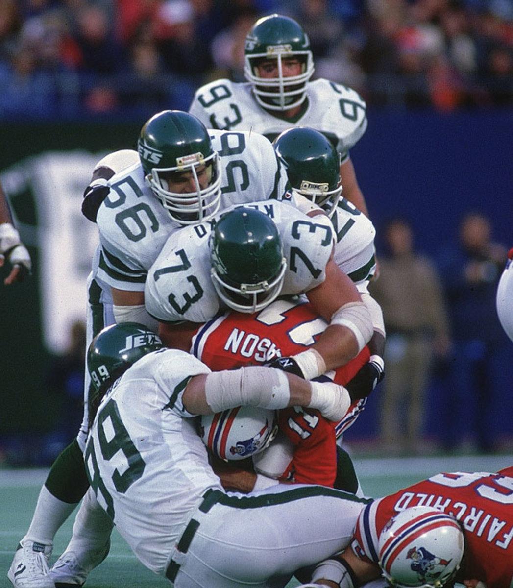 New York Jets defense