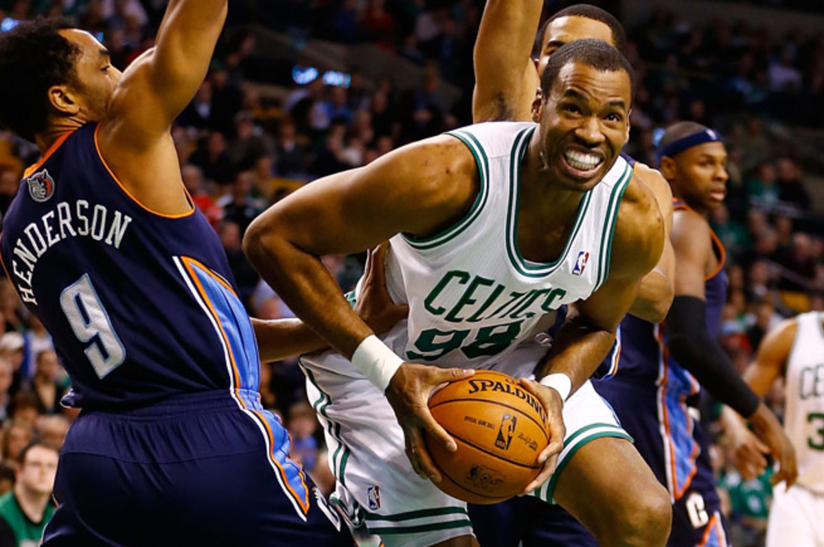 Jason Collins is still looking to catch on with an NBA team and has no interest in playing overseas or in the D-League.