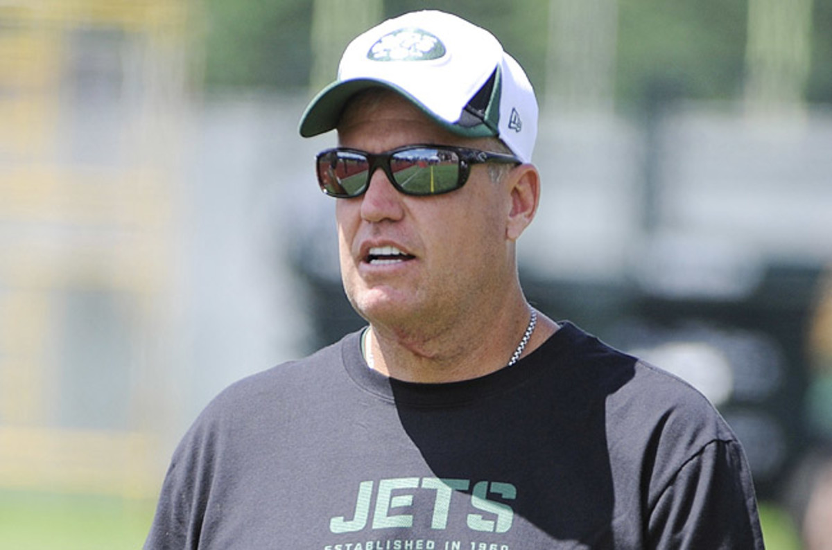 Ryan understands another losing season for the Jets puts him squarely on the chopping block.