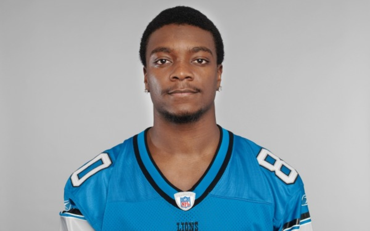 Charles Rogers has a warrant out for his arrest for the fourth time in 18 months. (Getty Images)