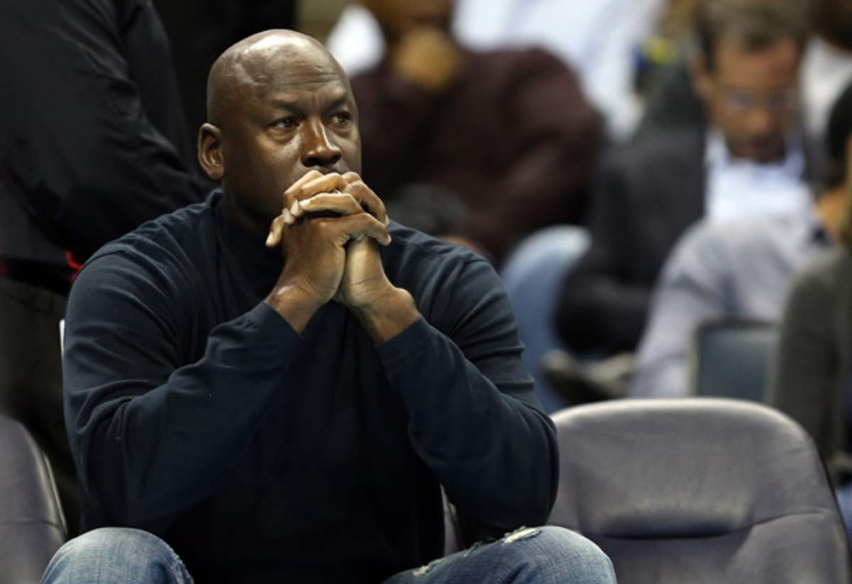 Michael Jordan is the subject of a new lawsuit. (Streeter Lecka/Getty Images)