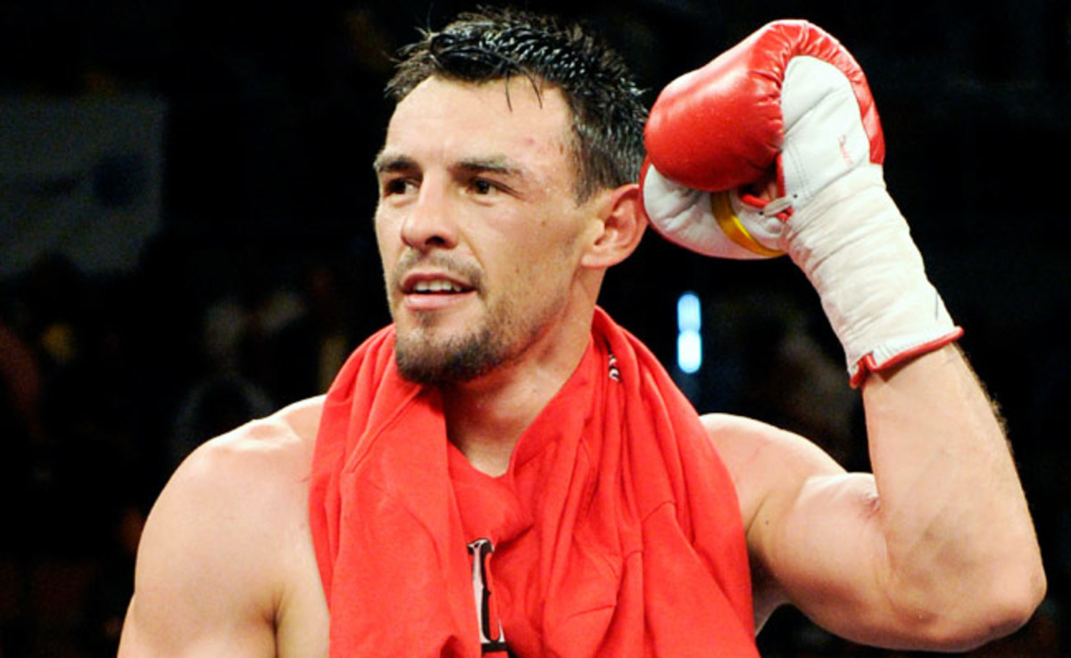 Robert Guerrero was hand-picked by Floyd Mayweather to be the welterweight title holder's challenger.
