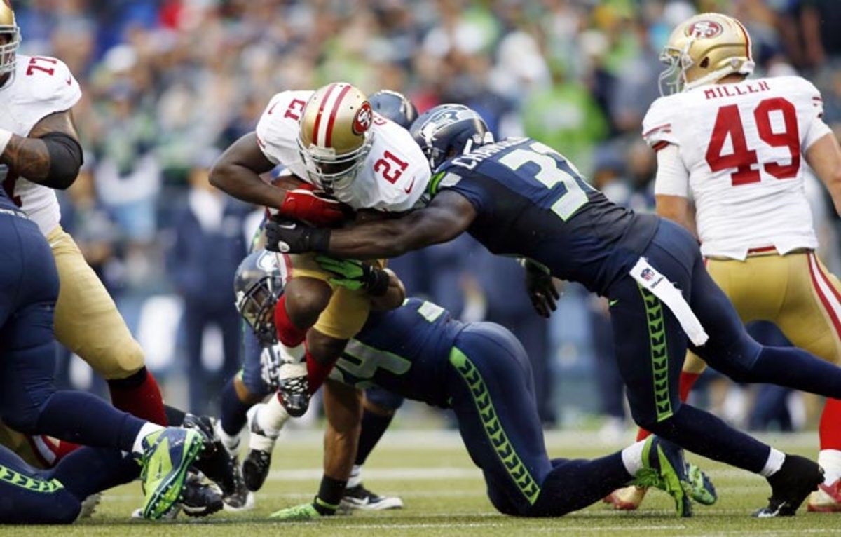 The Seahawks defense has allowed just 10 points in two games this season.