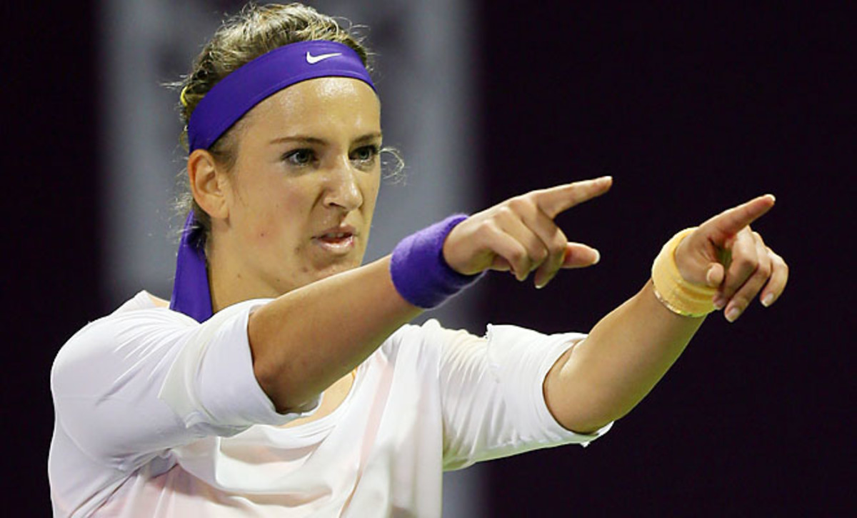 Victoria Azarenka won her 16th career WTA singles title by defeating Serena Williams at the Qatar Open.