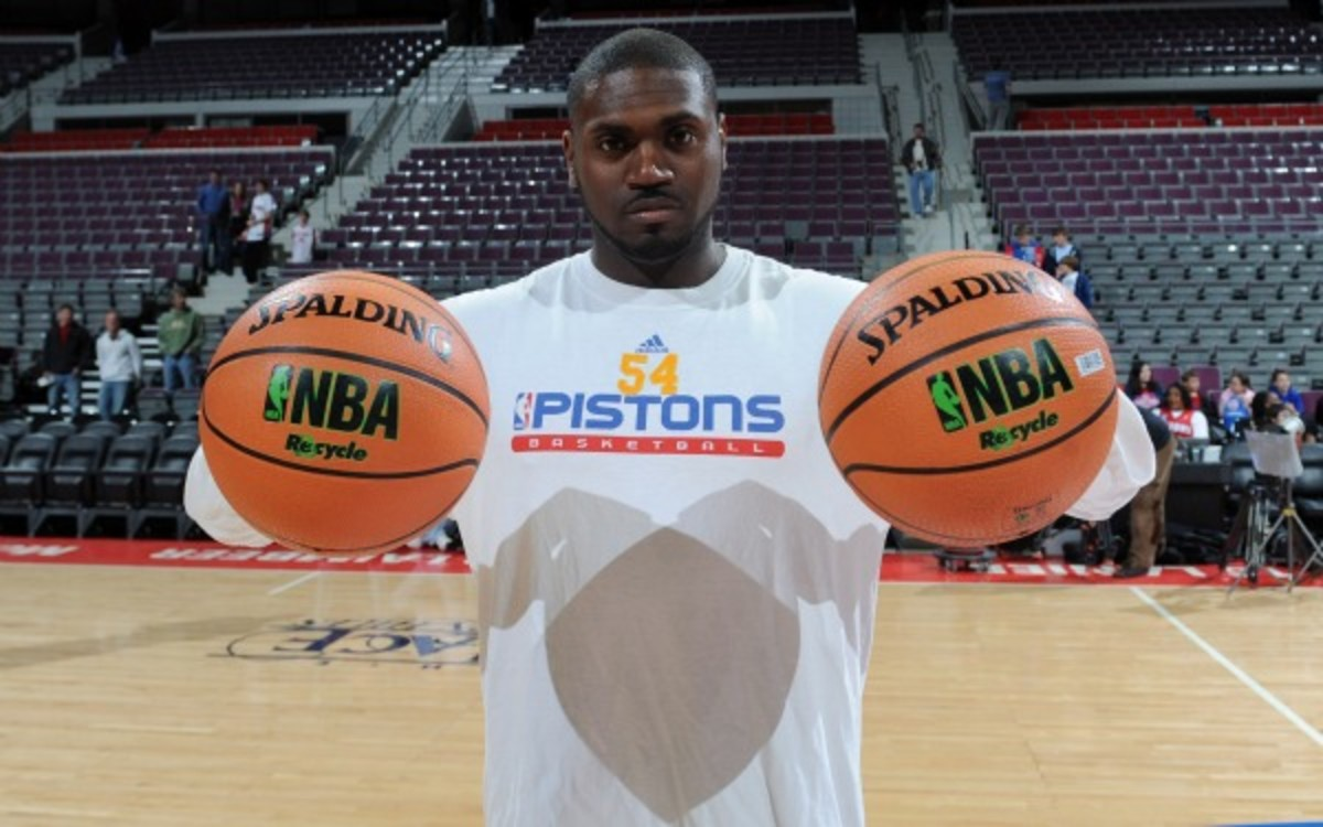 Jason Maxiell and the Orlando Magic agree to terms on a two-year deal. (Allen Einstein/NBAE)