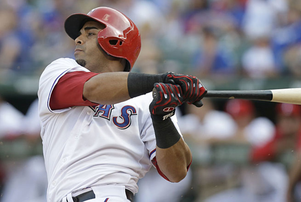 Rangers outfielder Nelson Cruz will miss 50 games because of his role in the Biogenesis scandal.