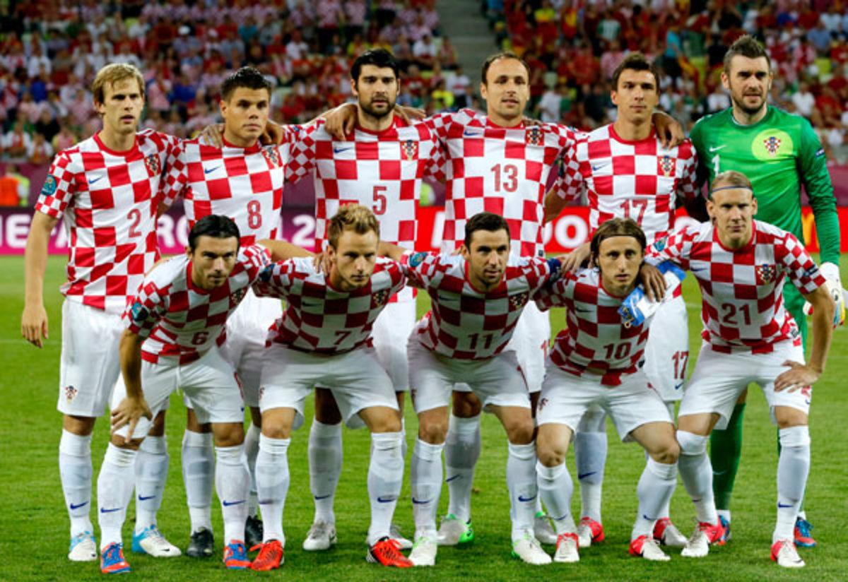 Croatia Euro 2012 ugly kits