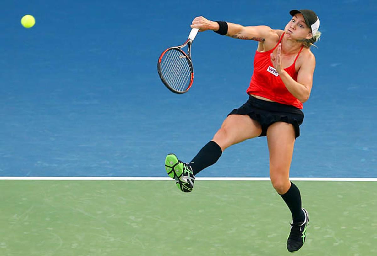 Bethanie Mattek-Sands has made three career WTA finals, losing all three.