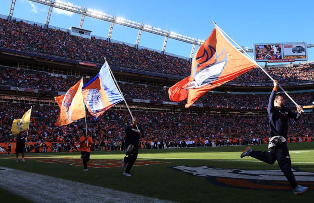 The NFL is not planning to impose any additional penalties on the Bronco execs facing drunk driving charges.