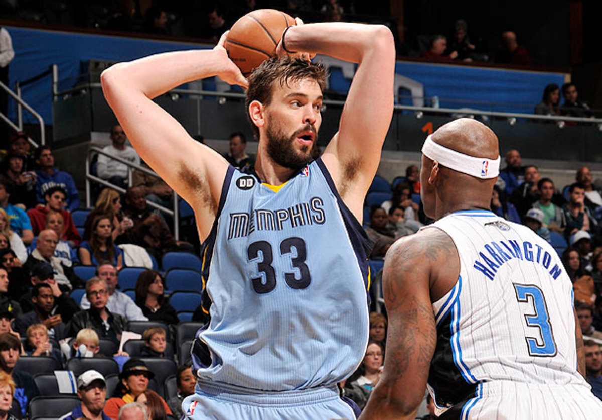 Marc Gasol expects to return to the Grizzlies before the end of the regular season.