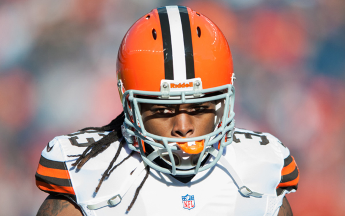 The Browns are taking precautions to keep second-year running back Trent Richardson healthy in 2013. (Dustin Bradford/Getty Images)