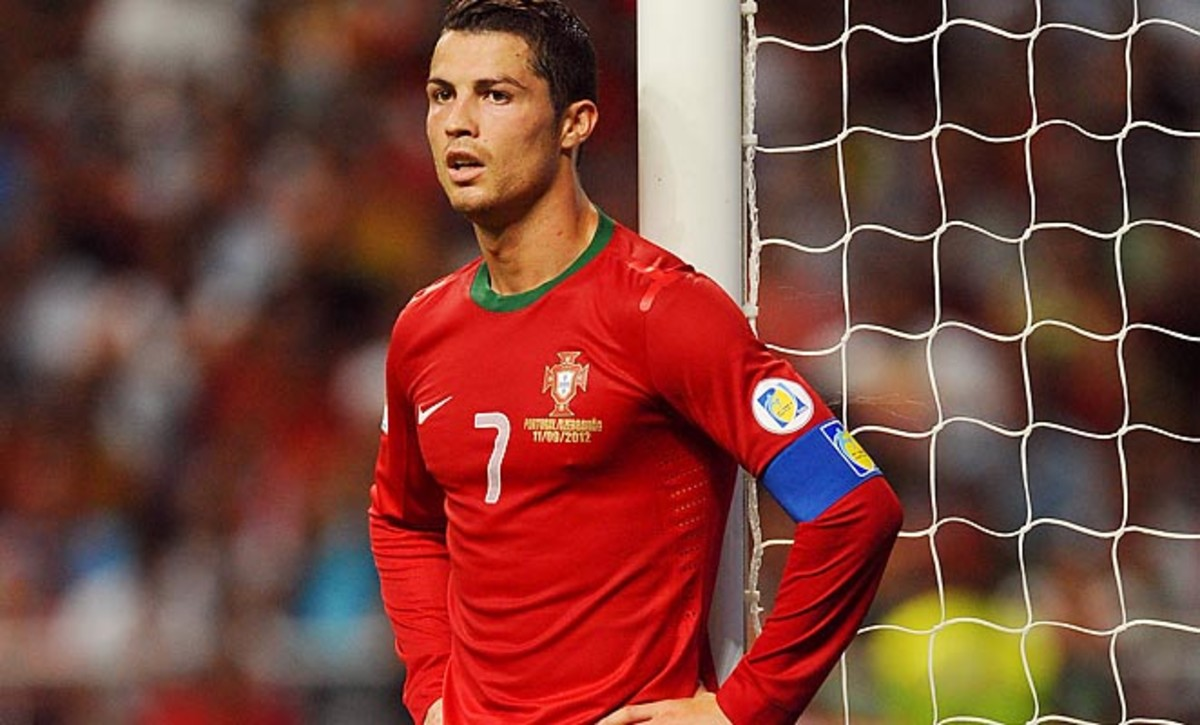 If the standings hold, Cristiano Ronaldo and Portugal will not be going to the World Cup.