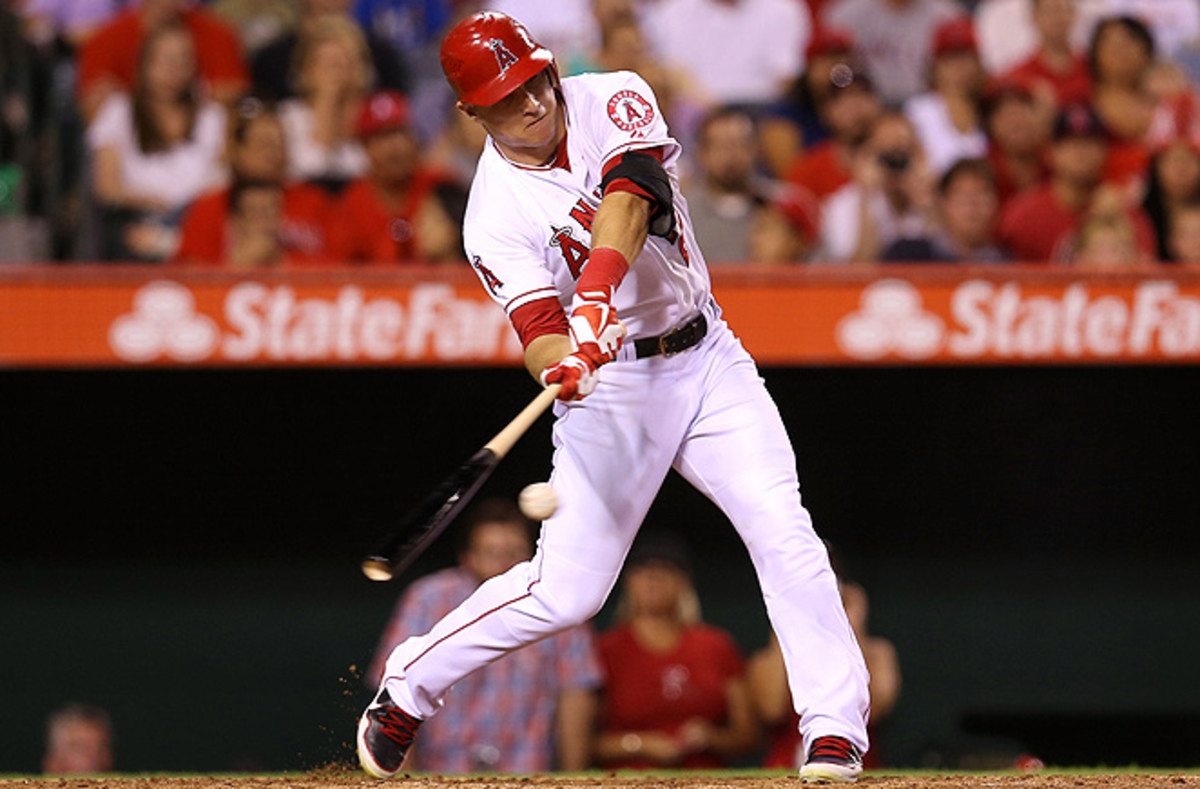 Mike Trout will surely be one of the first three picks in all fantasy league, but should he go No. 1?