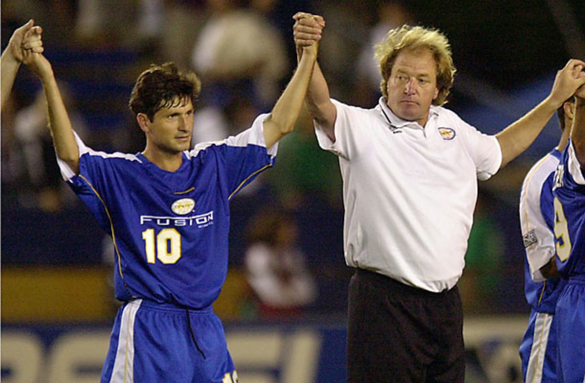 The Miami area has been without an MLS team since the Miami Fusion, featuring Ray Hudson as caoch and MLS MVP midfielder Alex Pineda Chacon, was contracted from the league in 2002.