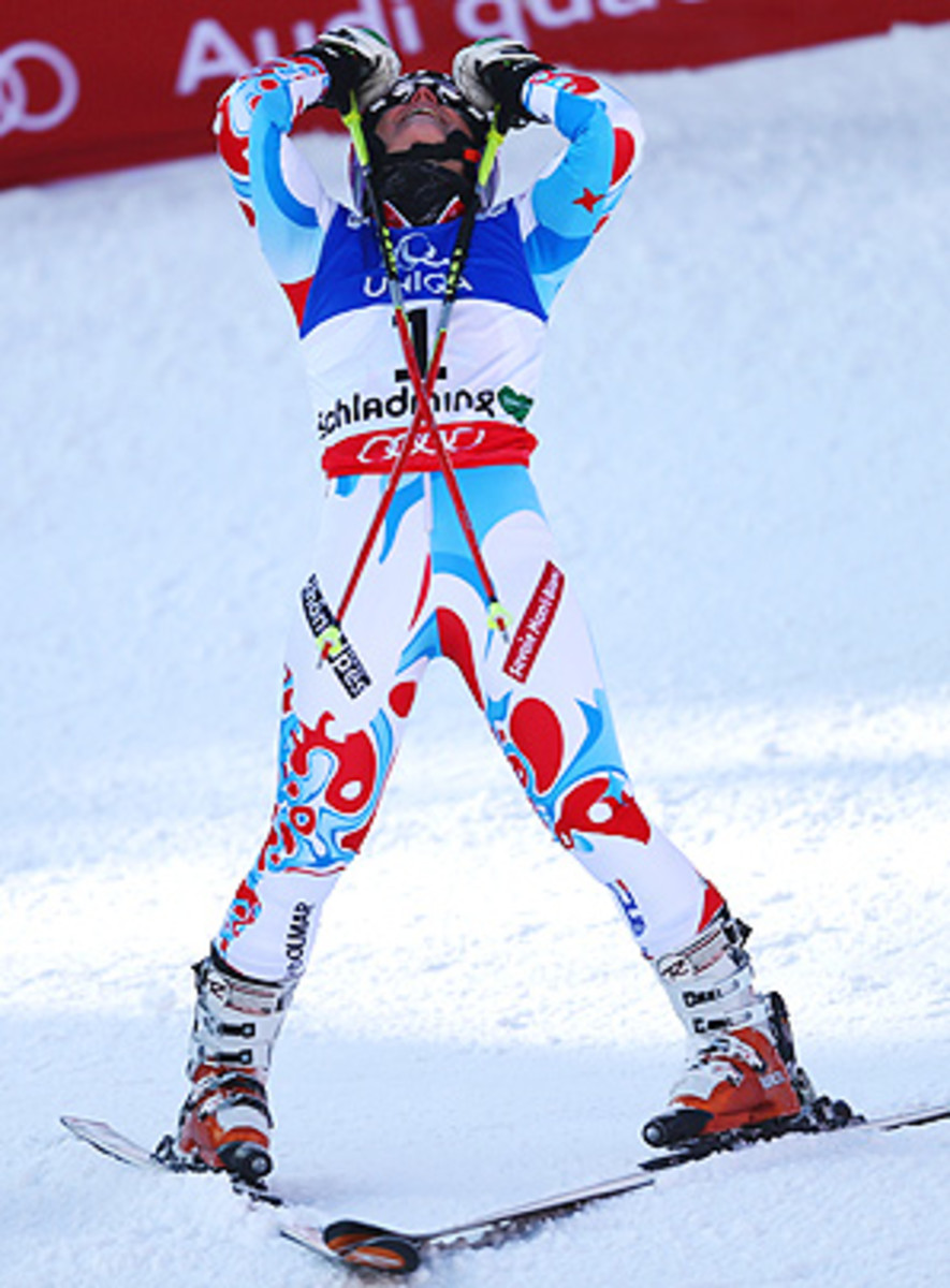 """France's Tessa Worley calls her giant slalom gold medal """"a dream come true."""""""